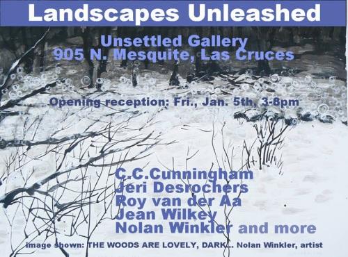 Landscapes Unleashed